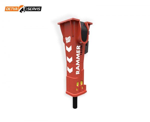 Hydraulické kladivo RAMMER 1655E | DETVA servis s.r.o.