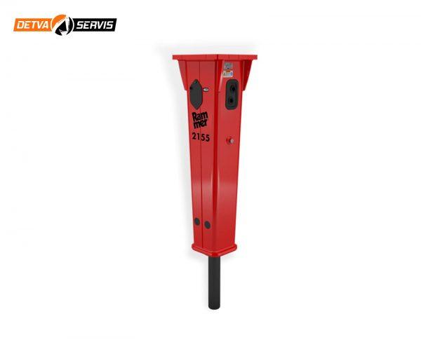 Hydraulické kladivo RAMMER 2155 | DETVA servis s.r.o.