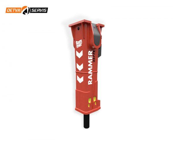 Hydraulické kladivo RAMMER 2577E | DETVA servis s.r.o.