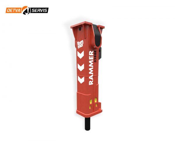 Hydraulické kladivo RAMMER 3288E | DETVA servis s.r.o.