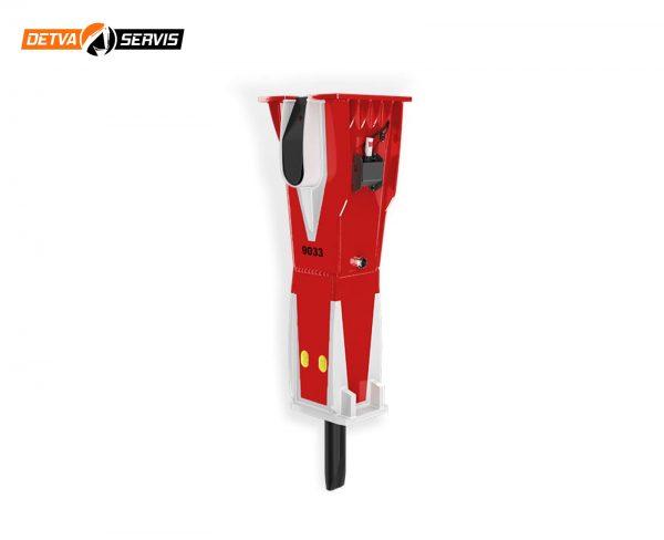 Hydraulické kladivo RAMMER 9033 | DETVA servis s.r.o.