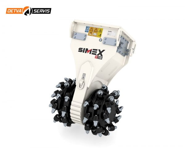 Rotačná fréza SIMEX TF2100 | DETVA Servis s.r.o.
