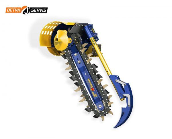 Prídavné zariadenia AUGER TORQUE - Ryhovač MT 900 | DETVA Servis s.r.o,