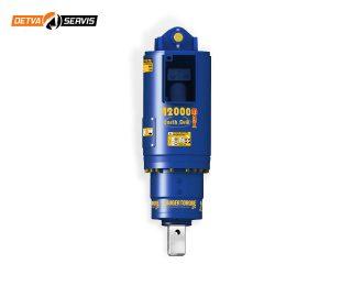 Vŕtacie zariadenie Auger Torque pre rýpadlá od 17 t na 45 t
