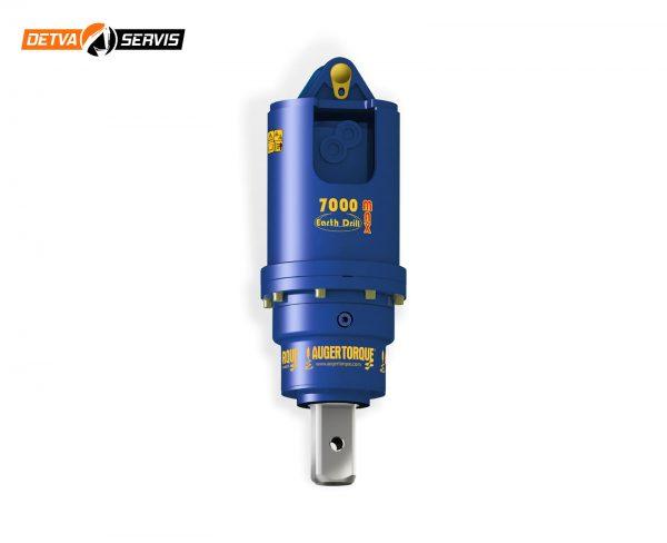 Prídavné vŕtacie zariadenie AUGER TORQUE 7000 max | DETVA Servis s.r.o,