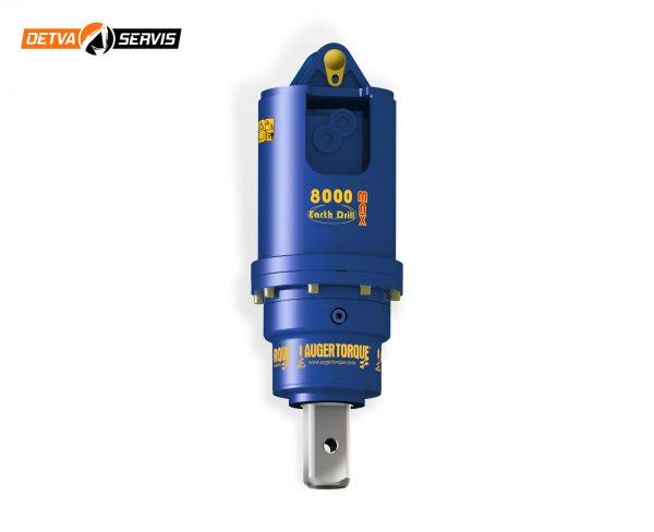 Prídavné vŕtacie zariadenie AUGER TORQUE 8000 max | DETVA Servis s.r.o,