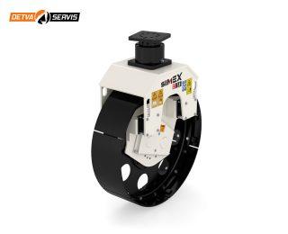 Simex CT- Vibračné kolesové zhutňovače