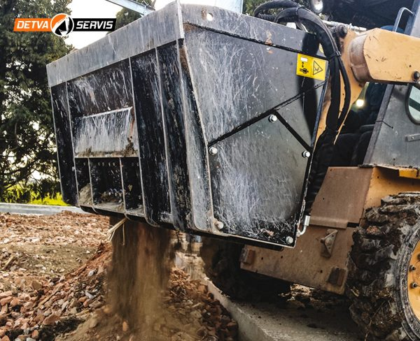 Drviaca lopata SIMEX CB1500 | DETVA Servis s.r.o.
