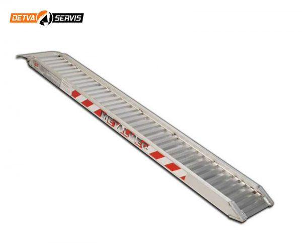 Príslušenstvo k hliníkovým nájazdovým rampám | DETVA servis s.r.o.